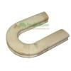 Угол поворота для поручня из дуба сорт A 180 градусов