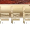 Балясина из сосны сорт А 18*90*900 мм плоская